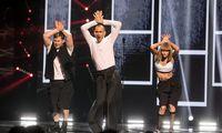 """Nacionalinę """"Euroviziją"""" laimėjusiai """"The Roop"""" – bilietas į kitų metų finalą"""