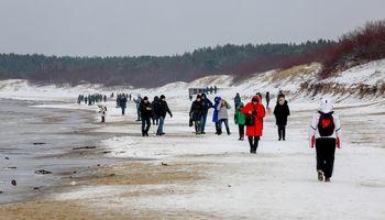 Lietuvos kurortai karantino metu svečių nebelaukia