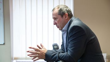 """Komponentų gamintoja """"Baltec CNC Technologies"""" per krizę peržiūrėjo prioritetus"""