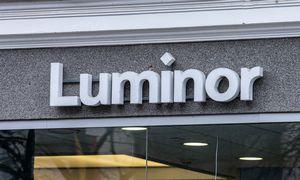 """""""Luminor"""" dividendų nemokės"""