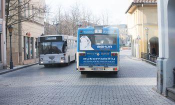 Klaipėdos keleivinis transportas turi nutraukti 1,5 mln. Eur vertės sutartį