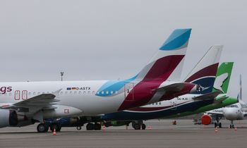 Lietuvos oro uostuose prieglobstį rado 60 nebeskraidančių orlaivių