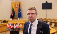 L. Kukuraitis tikisi, kad subsidijos už prastovas įmones pasieks iki Velykų