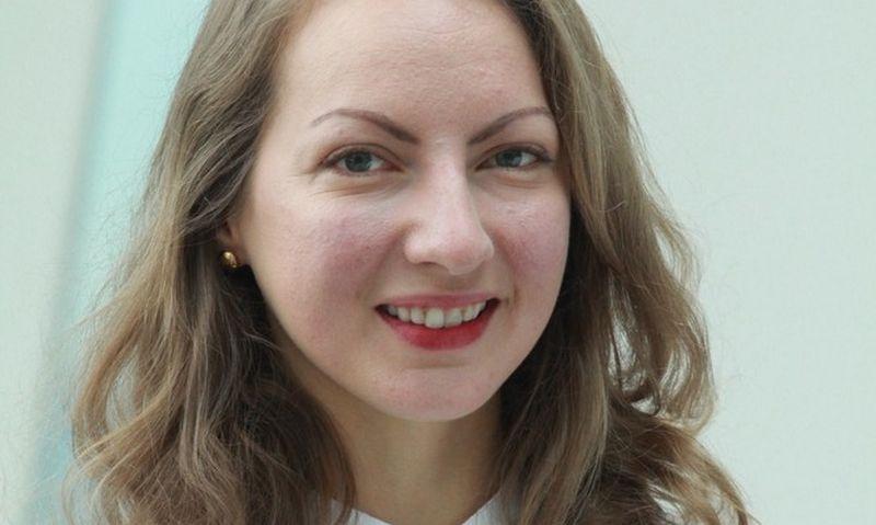"""""""Telia Lietuva"""" tvarumo projektų vadovė Indrė Bimbirytė-Yun."""