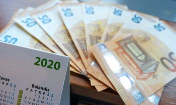 Europos pinigai, skirti smulkiesiems, padės atsiskaityti ir su tiekėjais