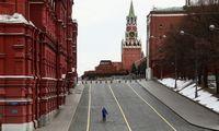 V. Putinas karantiną Rusijoje pratęsė iki balandžio 30-osios