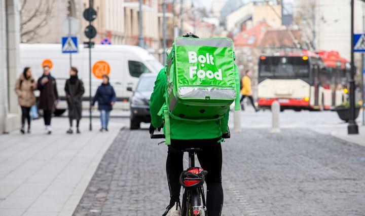 """""""Bolt Food"""" pradeda veikti ir Kaune"""