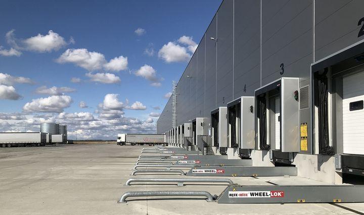 Pradėjo veikti SBA logistikos centras šalia Klaipėdos