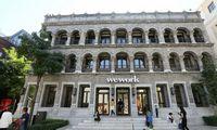 """""""Softbank"""" atsisako pirkti """"WeWork"""" akcijų už 3 mlrd. USD"""