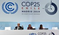 Dėl koronaviruso atidedama JT klimato kaitos konferencija COP26