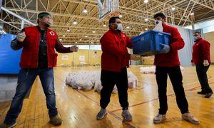 Ispanijoje koronavirusas iš visonusinešė daugiau nei 9.000 gyvybių
