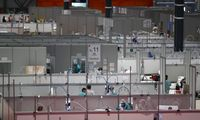 Europoje koronaviruso pandemijos aukų skaičius viršijo 40.000