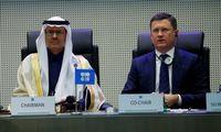 Nafta tęsia ralį prieš suplanuotą išgavėjų susitikimą