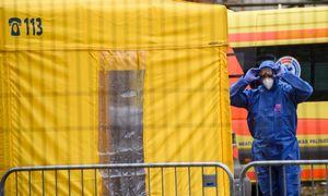 Latvijoje patvirtintapirma mirtis nuo koronaviruso