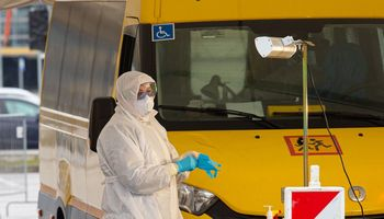 Per parą Lietuvoje nustatyti 47 nauji koronaviruso atvejai