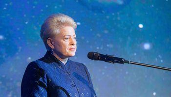 D. Grybauskaitė vadovaus JT komisijai, atsakingai už skaidrumą, finansinę atskaitomybę