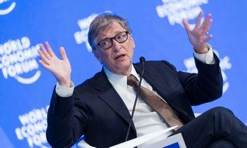 """""""Financial Times"""": 2 mlrd. USD vertės lenktynės vakcinai sukurti"""