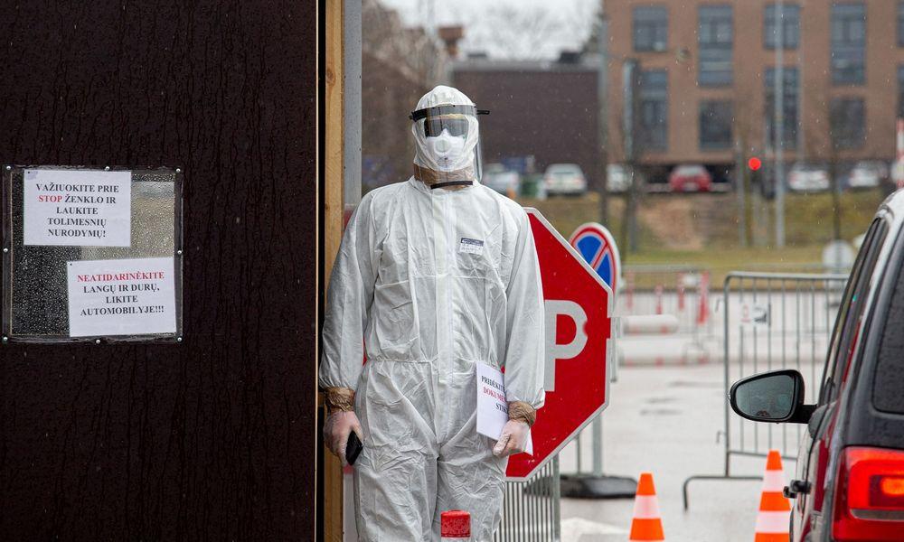 Pranešama apie 13 mirtį nuo koronaviruso Lietuvoje