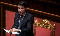 Italijos premjeras paskelbė 400 mlrd. Eur ekonomikos skatinimo planą