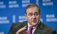 Investicijų valdytojas: neatmeskite JAV akcijų kritimo dar 40%