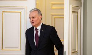 """G. Nausėda nepritaria """"koronaobligacijų"""" idėjai"""