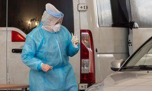 Fiksuojami nauji ligoninių darbuotojų užsikrėtimai COVID-19