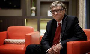 B. Gatesas finansuoja 7 potencialių vakcinos gamyklų statybas