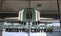 Registrų centras: NT sandorių skaičius kovą sumažėjo trečdaliu