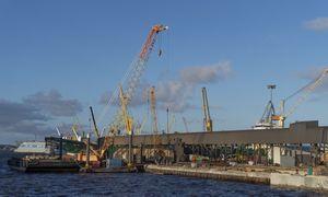 Klaipėdos uostas plėtrai užsitikrino Šiaurės investicijų banko finansavimą