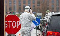 Patvirtintas keturioliktasis mirties nuo koronavirusinės infekcijos atvejis