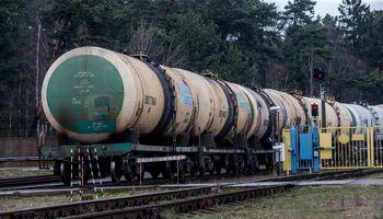 """""""LG Cargo"""": Baltarusija svarsto per Lietuvą importuoti 4 tanklaivius per mėnesį"""