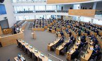 Seimas leido Vyriausybei reguliuoti kainas, bus laukiama prezidento žodžio