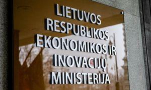Verslo atstovai nesutaria, ar krizės metu reikia naujo ekonomikos ministro