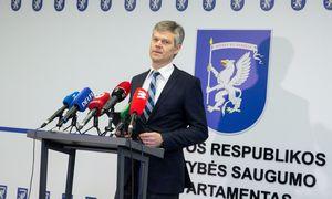 D. Jauniškis antrą kadenciją vadovaus VSD