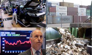 Šiemetprognozuoja ketvirtadaliu didesnę bankrotų bangą