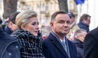 Lenkijos Seimas pritarė prezidento rinkimams balsuojant paštu
