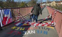 ES ragina valstybes nares išlaikyti uždaras sienas iki gegužės 15 dienos