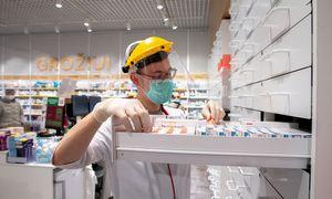 SAM perka koronavirusui gydyti reikalingų vaistų