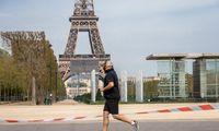 Prancūzijoje fiksuojama techninė recesija, blogiausias rezultatas nuo 1945 m.