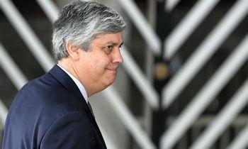 Stringaeuro zonos finansų ministrų derybos dėl koronaobligacijų