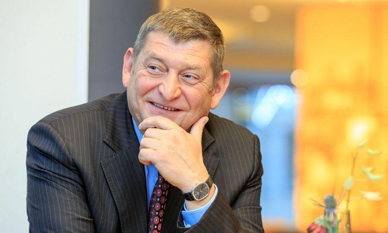 """Alvydas Naujėkas, """"Vėjo projektų"""" valdybos pirmininkasVladimiro Ivanovo (VŽ) nuotr."""