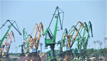 Klaipėdos jūrų uosto vadovu išrinktas Algis Latakas