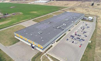 Saulės elektrinė tinka ir žemės ūkio bendrovei, ir bendradarbystės erdvei