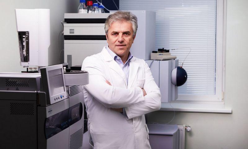 """Gintautas Gylys, UAB """"Imunodiagnostika"""" direktorius. Bendrovės nuotr."""
