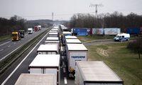 Greitkelyje į žaliąją Europą – infrastruktūros kliūtys