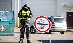 Lietuva sugriežtino užsieniečių vilkikų vairuotojų patikrą