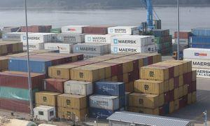 Klaipėdos uostas kovą fiksavo perkrautų krovinių rekordą