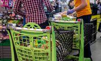 Vidutinėmetinė infliacijapagal SVKI sudarė 2,3%