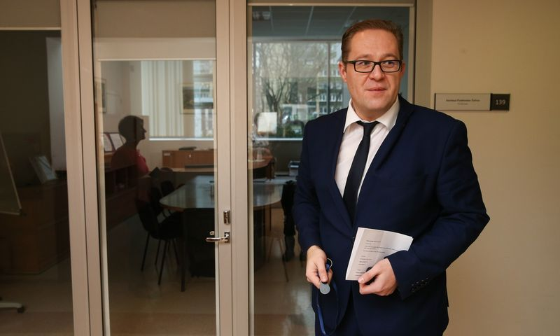 Aurimas Pautienius-Želvys, LVPA direktorius.Vladimiro Ivanovo (VŽ) nuotr.