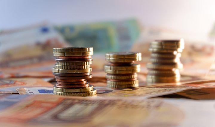 Euro zonos finansų ministrai susitarė dėl 540 mlrd. Eur krizės paketo